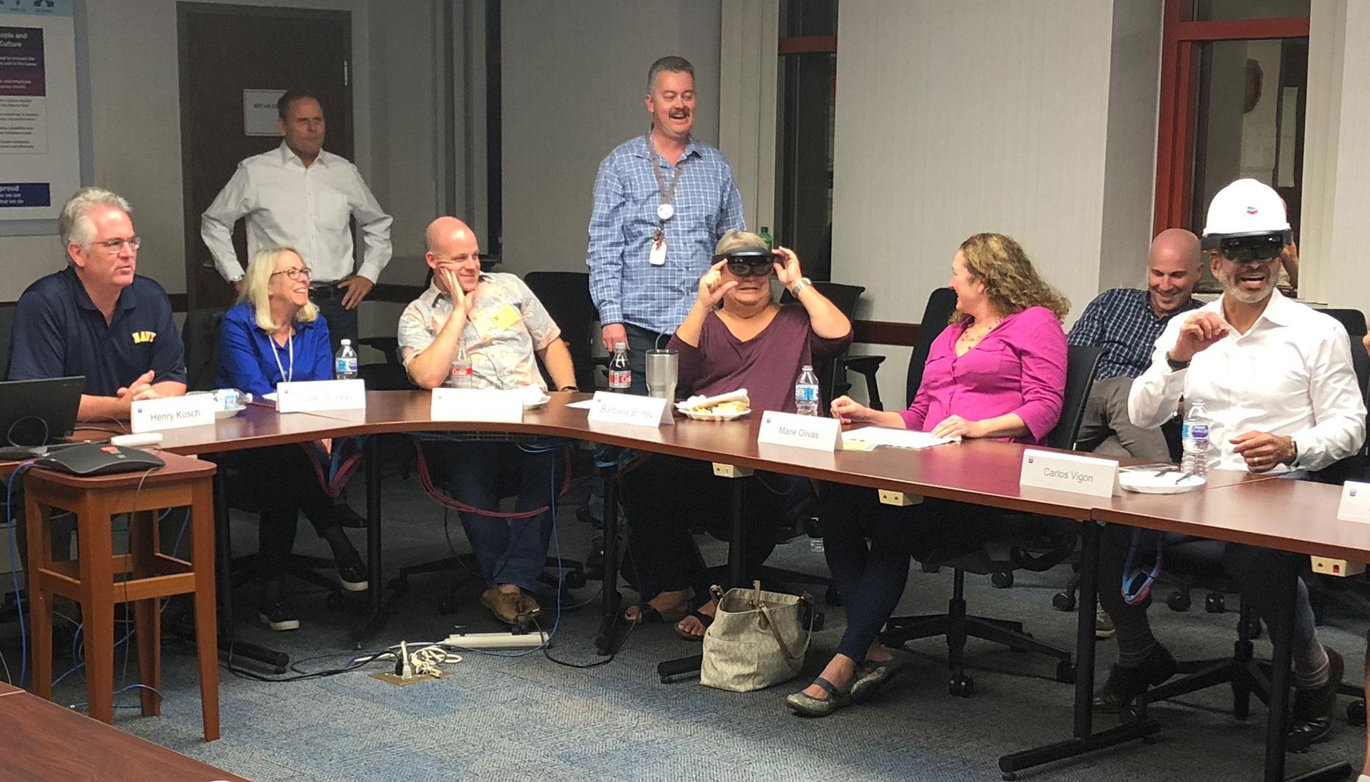 A community advisory panel